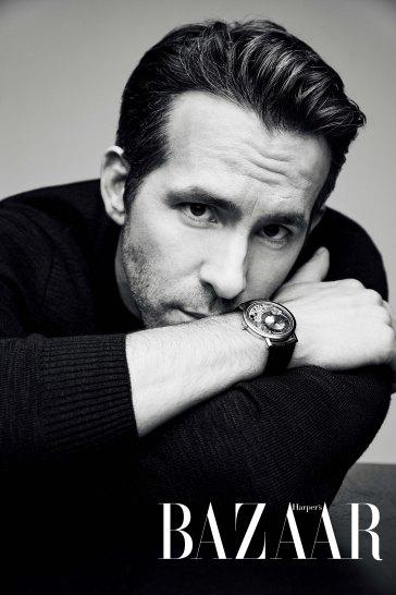 Ryan Reynolds For Harper's Bazaar Taiwan Men March 2018-5