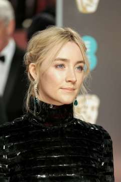 Saoirse Ronan in Chanel Pre-Fall 2018-2