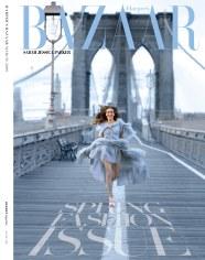 2009: Harper's Bazaar x Sarah Jessica Parker