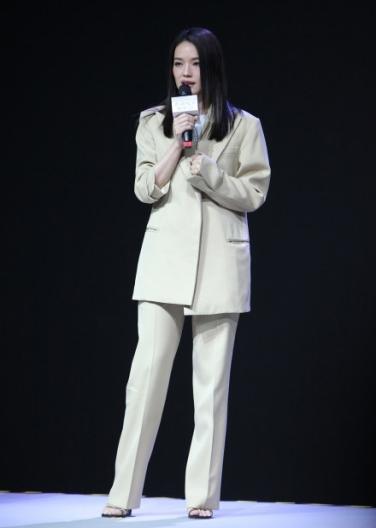 Shu Qi in Celine Resort 2018-1