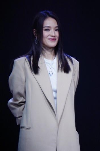 Shu Qi in Celine Resort 2018