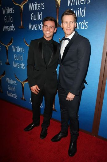 Tom Daley & Dustin Lance Black-2