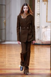 Victoria Beckham Fall 2018 Look 14