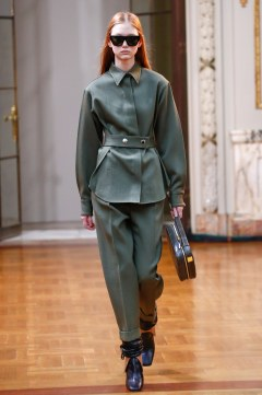 Victoria Beckham Fall 2018 Look 6