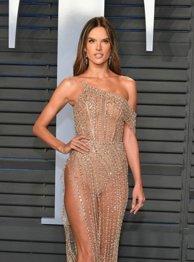 Alessandra Ambrosio in Ralph & Russo Spring 2018 Couture-3