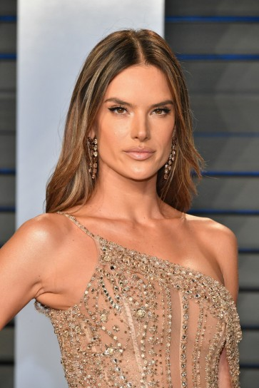 Alessandra Ambrosio in Ralph & Russo Spring 2018 Couture-4