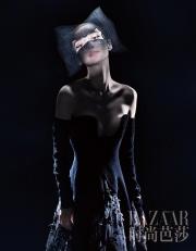 Angelababy for Harper's Bazaar China April 2018-1