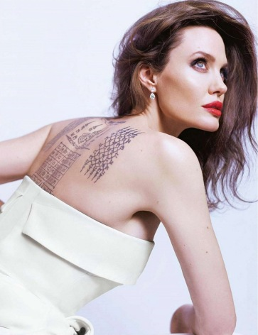 Angelina Jolie for Mon Guerlain 2018 Campaign-3