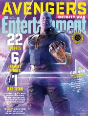 Avengers Infinity War X Entertainment Weekly March 2018 Cover-10