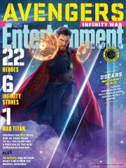 Avengers Infinity War X Entertainment Weekly March 2018 Cover-11