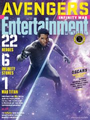 Avengers Infinity War X Entertainment Weekly March 2018 Cover-3