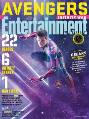 Avengers Infinity War X Entertainment Weekly March 2018 Cover-9