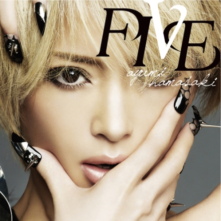 Ayumi Hamasaki Five-1