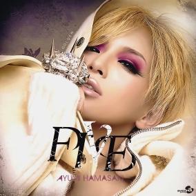 Ayumi Hamasaki Five-6