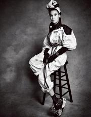 Bella Hadid for Vogue Japan May 2018-4