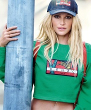 Britney Spears for KENZO Spring 2018 Campaign-3