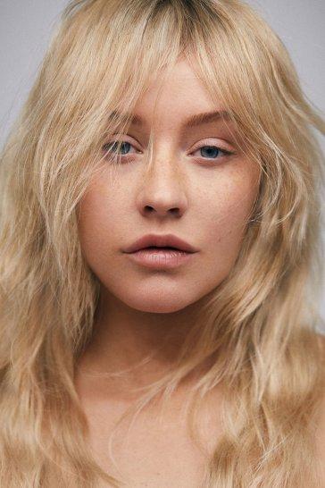 Christina Aguilera for Paper Magazine Spring 2018-13