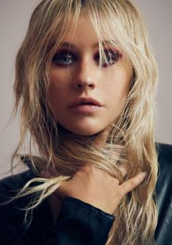 Christina Aguilera for Paper Magazine Spring 2018-9