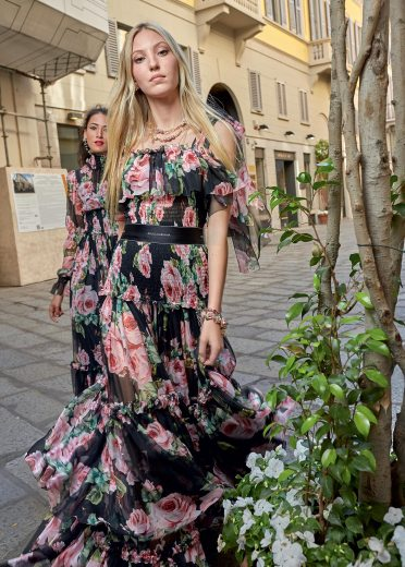 Dolce & Gabbana Spring 2018