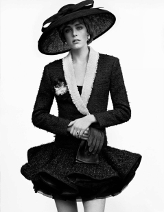 Edie Campbell for Vogue Paris April 2018-6