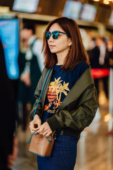 Ella Chen in Fendi Spring 2018-1