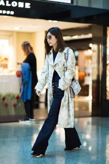 Ella Chen in Michael Kors Spring 2018-1