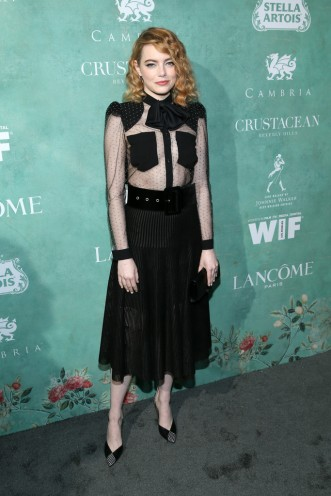 Emma Stone in Givenchy Pre-Fall 2018-3