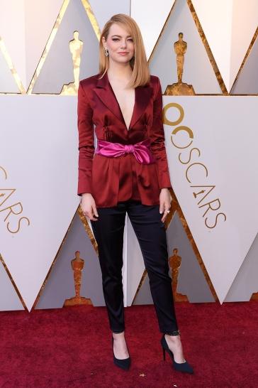 90th Annual Academy Awards, Arrivals, Los Angeles, USA - 04 Mar 2018