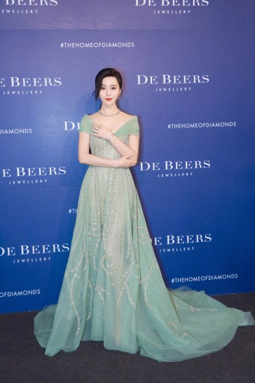 Fan Bingbing in Georges Hobeika Spring 2018 Couture-1