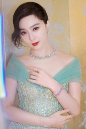 Fan Bingbing in Georges Hobeika Spring 2018 Couture-5