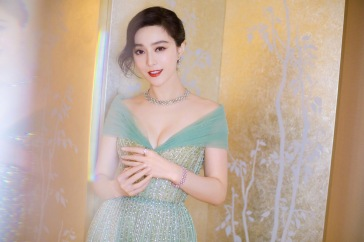 Fan Bingbing in Georges Hobeika Spring 2018 Couture-6