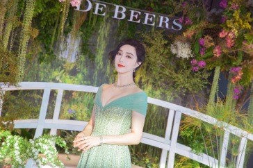 Fan Bingbing in Georges Hobeika Spring 2018 Couture-7