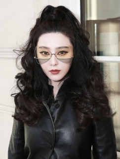 Fan Bingbing in Louis Vuitton Spring 2018-1