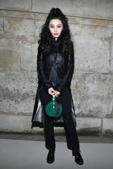 Fan Bingbing in Louis Vuitton Spring 2018-2
