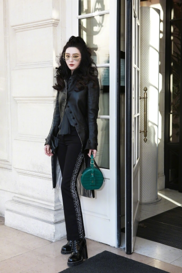 Fan Bingbing in Louis Vuitton Spring 2018