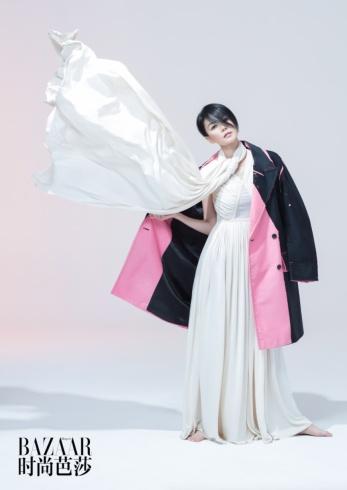 Faye Wong for Harper's Bazaar China April 2018-1