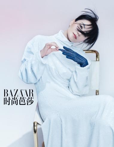 Faye Wong for Harper's Bazaar China April 2018-3