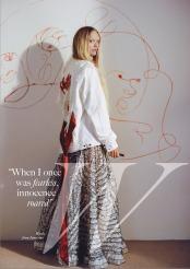 Gemma Ward Glass Magazine Spring 2018-1