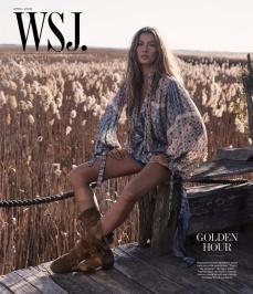 Gisele Bündchen for WSJ Magazine April 2018-1