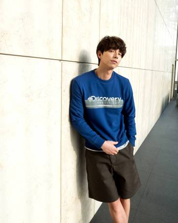 Gong Yoo for Discovery Expedition Spring Summer 2018 Campaign-1