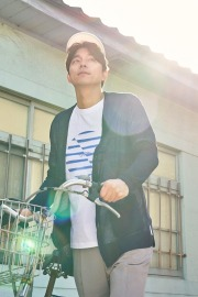 Gong Yoo for Epigram Spring 2018 Campaign-4