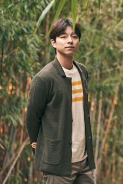 Gong Yoo for Epigram Spring 2018 Campaign