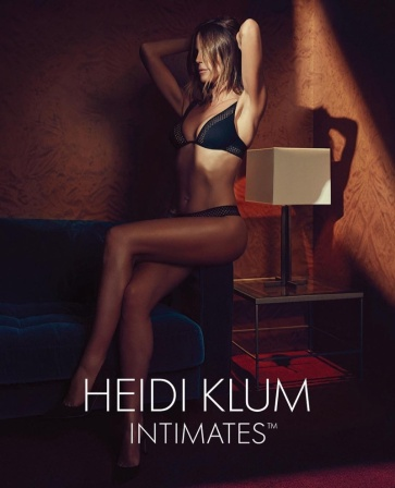 Heidi Klum Intimates Spring 2018 Campaign-1