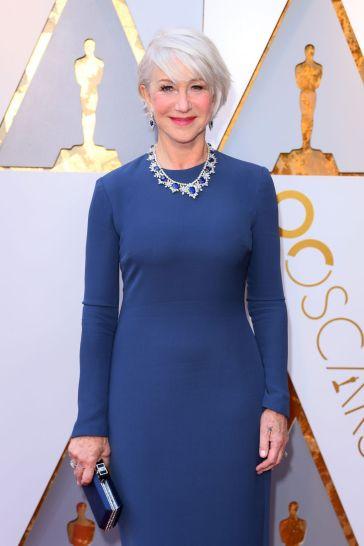 Helen Mirren in Reem Acra-4