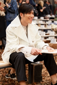 Jam Hsiao in Chanel Spring 2018-7