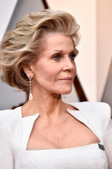 Jane Fonda in Balmain Couture-1