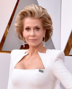 Jane Fonda in Balmain Couture-2