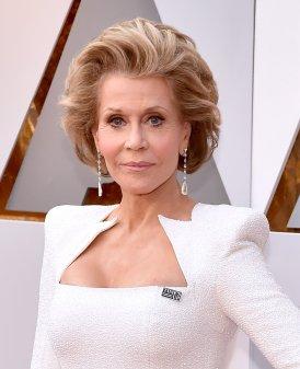 Jane Fonda in Balmain Couture-2