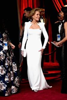 Jane Fonda in Balmain Couture-4
