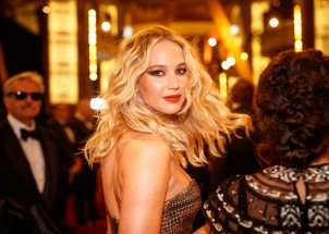 Jennifer Lawrence in Dior Pre-Fall 2018-6